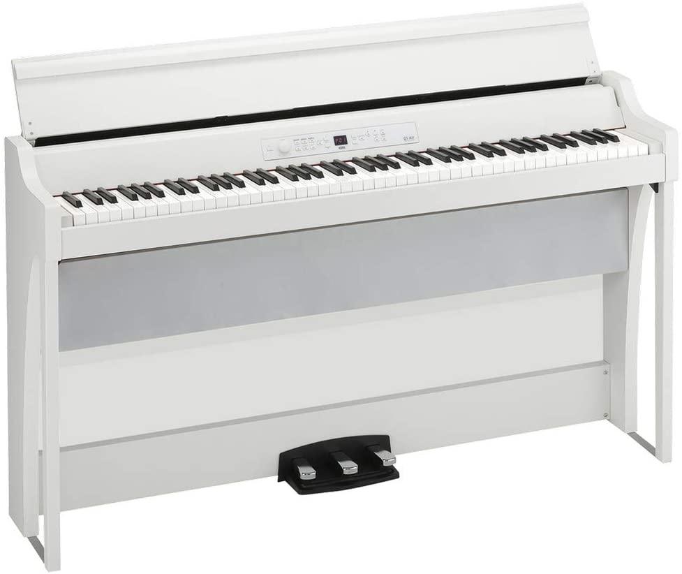 Korg G1B-AIR-WH - Piano numérique blanc
