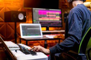 Comment enregistrer un piano numérique?