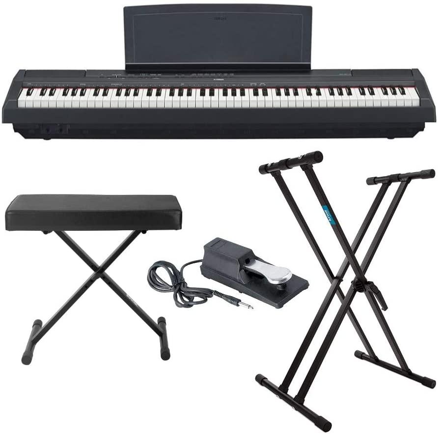 Piano numérique Yamaha P125 88