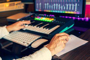 Utiliser un piano numérique comme clavier maître