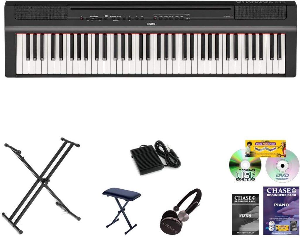 Piano Yamaha P121